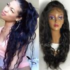 Hot Glueless Malaysian Remy Human Hair Wig Body Wave Lace Front/Full Lace Wigs h