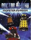 Doctor Who Monster Invasion COMMON CARDS BASE BASIC CARDS CHOOSE