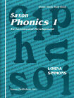 Saxon Phonics 1 Teaching Tools