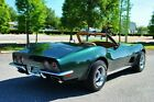 1973 Chevrolet Corvette Convertible 350 4 Speed Super Clean Drives Great spectacular 73 corvette convertibile 17059 Miles Amazing Condition 4 Speed ps