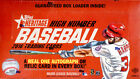 2016 Topps Heritage High Number Baseball SEALED HOBBY BOX