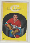 1962-63 Parkhurst Hockey Cards 12
