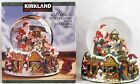 Kirkland Signature Musical Waterglobe with Revolving Base Christmas Santa Claus