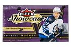 2016 17 UPPER DECK FLEER SHOWCASE HOCKEY HOBBY BOX
