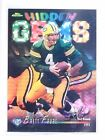 The Epic Story of Brett Favre's Streak Told Through Football Cards 44