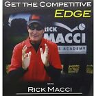 Get the Competitive Edge Rick Macci Audio CD