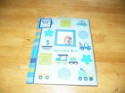 New OUR LITTLE BOY Babys First Memory BOOK Keepsake STEPPING STONES album
