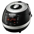 Cuckoo Electronics 6-Cup Smart Induction Heating Electric Pressure Rice Cooker