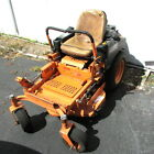 SCAG Z CAT RIDING LAWNMOWER ORANGE 36 MODEL SMZC 36A LOCAL PICKUP