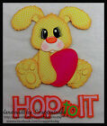Easter Bunny Hop to it Premade Paper piecing set  by scrappintoday