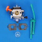 Carburetor Gasket Fuel line Fit STIHL FS100 FS100R FS100RX String Trimmer