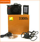 Nikon D300s Digital 12MP SLR Camera Body Battery Charger Free UK Postage
