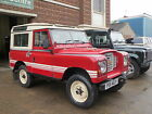 LARGER PHOTOS: LAND ROVER SERIES 3 COUNTY STATION WAGON DIESEL 1983 25,000 MILES