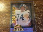 1998 Bob Lilly Dallas Cowboys HOF Legends Starting Lineup Trading Card Sealed
