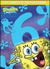 SpongeBob SquarePants The Complete 6th Season 4 Di DVD Region 1