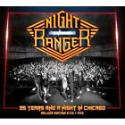 35 Years And A Night In Chicago Night Ranger Audio CD