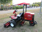 Toro 3100 D Reel Master Reel Trim Mower 85 Cut Kubota Diesel Model 03201
