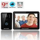 MOUNTAINONE 9Color Touch Screen Recording Video Door Phone intercom Sale