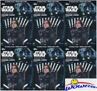 (6) 2016 Topps Star Wars Rogue One Ser 1 Factory Sealed Blaster Box-6 MEDALLION