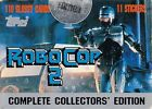 1990 Topps Robocop 2 Trading Cards 34