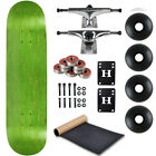 BLANK COMPLETE Skateboard GREEN 775 Skateboards HOT