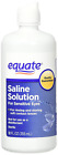 Equate Contact Lens Saline Solution for Sensitive Eyes Twin Pack 12 Fl Oz
