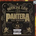 Pantera - Official Live: 101 Proof - Pantera CD Q7VG The Fast Free Shipping