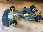 Vintage 1/8 Scale Associated RC 200 R/C Nitro Racing Project Car