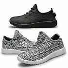 Mens Sports Casual Sneakers Lightweight Breathable Mesh breathable Running Shoes