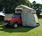 Land Rover Discovery 12 3 Man Roof Tent With Annex Travel Outdoor Camping