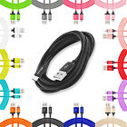 Type C Cable 10FT LONG Charging Charger Cord 10 Foot 5 Pack For USB C SmartPhone