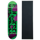 GIRL Skateboard Deck BIEBEL TEAR IT UP 80 with Jessup Grip