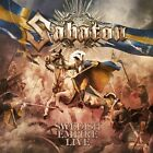 Swedish Empire Live (Amazon Exclusive Earbook) [Limited Edition] Sabaton Audio C