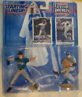 1997 KENNER STARTING LINEUP CLASSIC DOUBLES NOLAN RYAN / RANDY JOHNSON BASEBALL