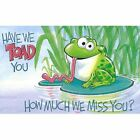 We Miss You Postcards 25