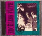 Indie RECKLESS FAITH Rattle The Cage 1993 CD Xian Rock RARE