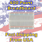 Universal Solderless Breadboard 400 830 points Dupont cable