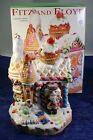 RARE 1992 FITZ & FLOYD NUTCRACKER SWEETS COLLECTIBLE LARGE COOKIE JAR NIB