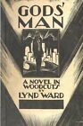 Gods Man A Novel in Woodcuts by Lynd Ward English Paperback Book