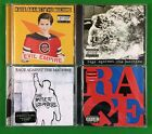 Rage Against the Machine 4 CD Lot Used Funk Metal Renegades Evil Empire