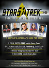 Star Trek 50th Anniversary Full Case of 12 Factory Sealed Trading Card Boxes