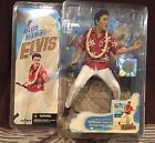 Mcfarlane BLUE HAWAII ELVIS 6 inch figure new ELVIS PRESLEY