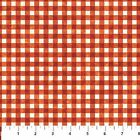 Northcott Fresh Catch by Paul Brent 20297 24 Red White Check BTY Cotton Fabric