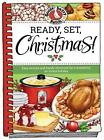 Ready Set Christmas by Philbert Gooseberry Hardcover Book Free Shipping