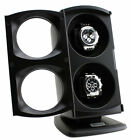 NEW Versa Automatic Double Watch Winder with Power Adapter +Built-in Smart Timer