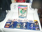 STARTING LINEUP 1988 1989 1990 DON MATTINGLY + 1988 SUPER STARS STATUES ALL MIPS