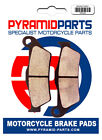 Rear brake pads for Moto Morini Granpasso 1200 08-10
