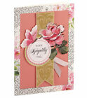 Anna Griffin SYMPATHY Eleanor Cardmaking Kit  Makes 4 Cards Card Kit  Roses