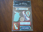 Brand New Package of La Petites Delaware Stickers