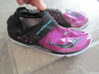 SAUCONY SLIP ON LIGHTWEIGHT SNEAKERS SHOES WOMENS 95 EASY ON FREE SHIP